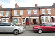 Terraced home in Cambridge Street...