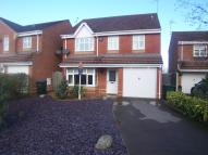 4 bed Detached property in Kinlet Close, Coventry...