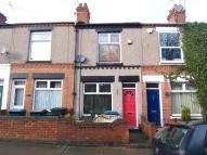 2 bedroom Terraced home in Sovereign Road, Earlsdon...