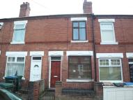 2 bed Terraced house in Melbourne Road, Coventry...