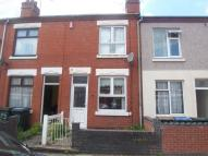 2 bed Terraced house in Melbourne Road, Earlsdon...
