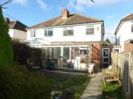 3 bed house in Winchester Road...