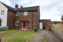 2 bed semi detached home in Clydesdale Road...