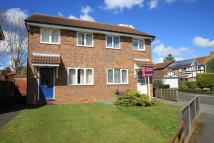 2 bedroom semi detached house in Abbots Way, Sherborne...
