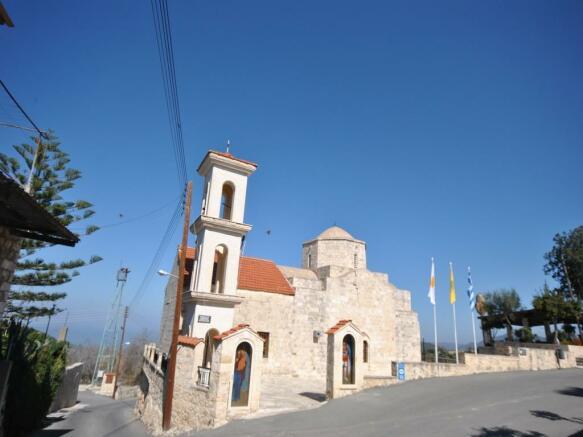 Church near-by