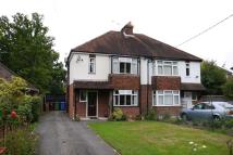 3 bedroom semi detached house in Wokingham Road, Bracknell