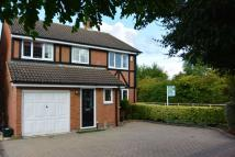 Detached house in Blomfield Dale...