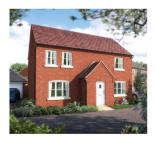 4 bed new property for sale in Chilton Didcot...