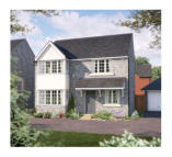 4 bedroom new property for sale in Chilton Didcot...