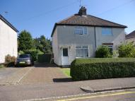 semi detached home to rent in Shirley Road, St. Albans...