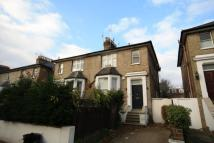 Flat to rent in Park Road...