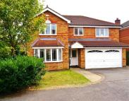 4 bed Detached property in Brecon Close, Grantham