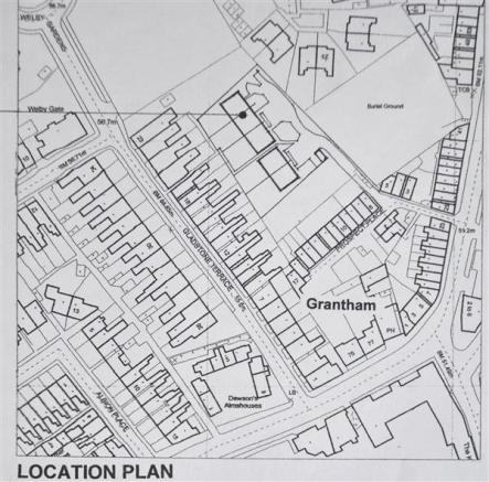 Land for sale in development land rear of gladstone for Terrace view map