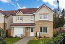 4 bed new property in Meadow Bank, Alloa...