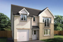 4 bed new house for sale in Meadow Bank, Alloa...