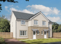 new home for sale in Meadow Bank, Alloa...