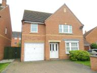 4 bedroom Detached property in Croyland Drive, Elstow...