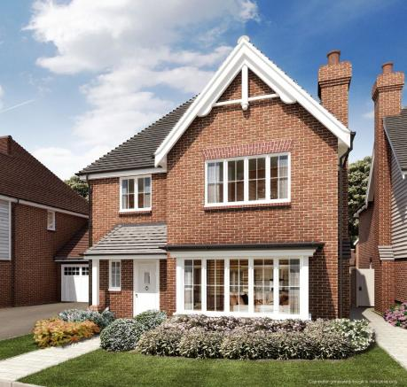 4 bedroom detached house for sale in chichester road