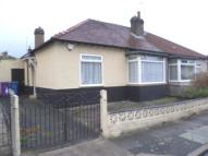 Bungalow in Aysgarth Avenue...
