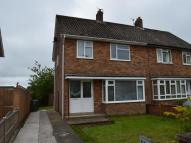 3 bed semi detached house in Shirdley Crescent...