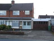 3 bedroom semi detached home in Brierley Hill Road...