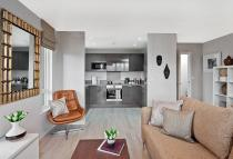 Flat to rent in DOWNTOWN ROAD, London...