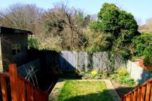 semi detached property in Chesterfield Road...