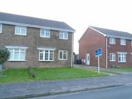 3 bed semi detached home in Matthews Close, Deal...