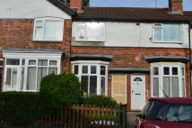 2 bedroom Terraced home in Doidge Road, Erdington...
