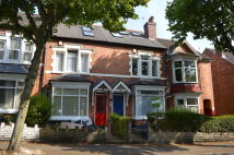 Terraced property in Frances Road, Erdington...
