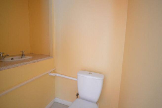 En-suite toilet