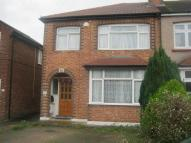 3 bedroom semi detached house in Avondale Road, Ashford...