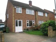 Almond Close semi detached property to rent
