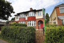 4 bed semi detached house in Victoria Street...