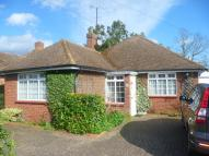 Detached Bungalow in Western Avenue, Egham...