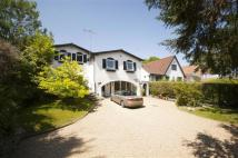 Detached property in Southdown Road...