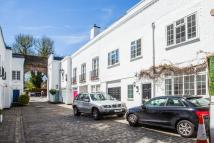 Town House to rent in Elgin Mews South...