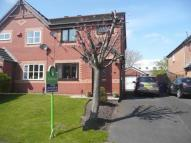 3 bedroom semi detached property to rent in Skipton Close...
