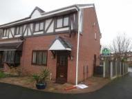semi detached house in Medlar Way...