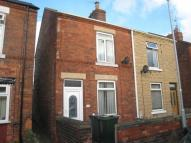 Victoria Street semi detached house to rent