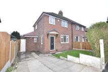 3 bedroom semi detached property to rent in Tennyson Road, Farnworth...