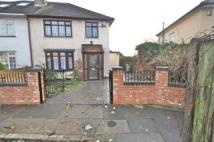 3 bedroom semi detached home to rent in Elmstead Road...
