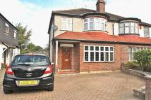 FARADAY AVENUE semi detached house to rent