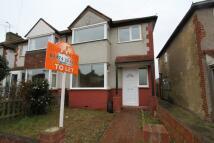 Terraced house in Gwynn Road, Northfleet...