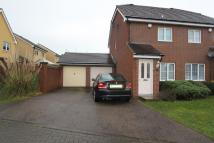 2 bedroom semi detached house to rent in Mermaid Close...