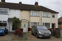 2 bed Terraced property in Abbey Road, Gravesend...