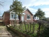 3 bed Bungalow in Sherwood Street, Warsop...