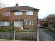 2 bed semi detached house to rent in Robin Hood Avenue...