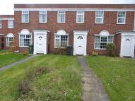 Terraced home for sale in Wolsey Way, Syston...