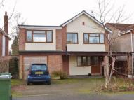 4 bed Detached house in Kelvon Close, Glenfield...
